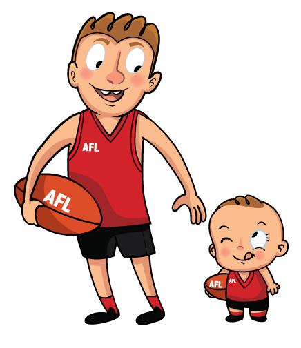 Like Father Like Son Cartoon