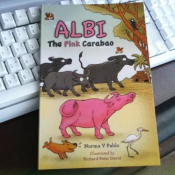 Albi_pink carabao_richard peter david