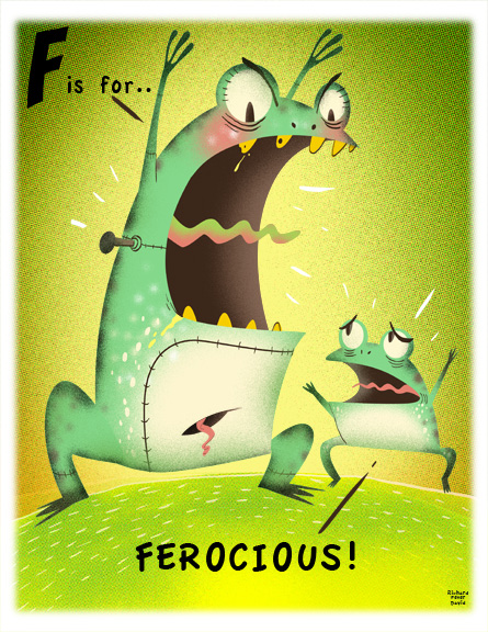 ferocious-franken-frog_richard-peter-david