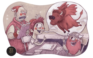 buffalo-Wings_Richard-Peter-David