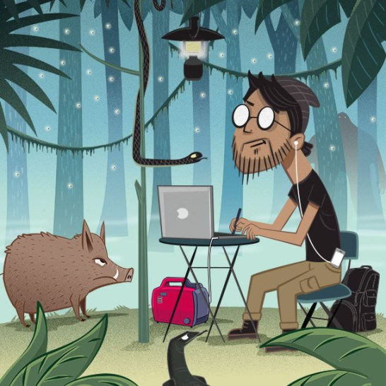 Jungle_Studio_Set_Up_richard_peter_david