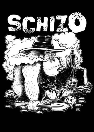 schizo_undertaker_gorilla_richard-peter-david_ecartoonman